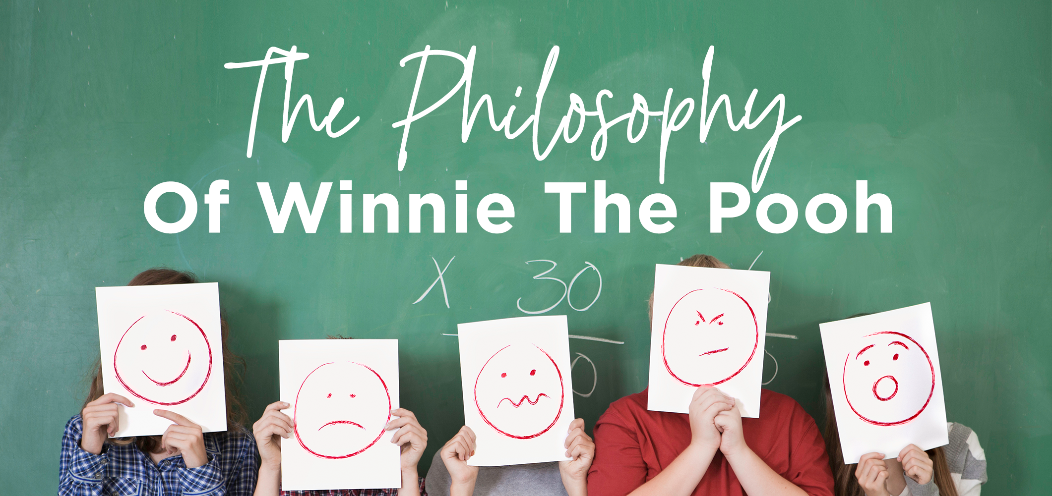 The Philosophy of Winnie the Pooh