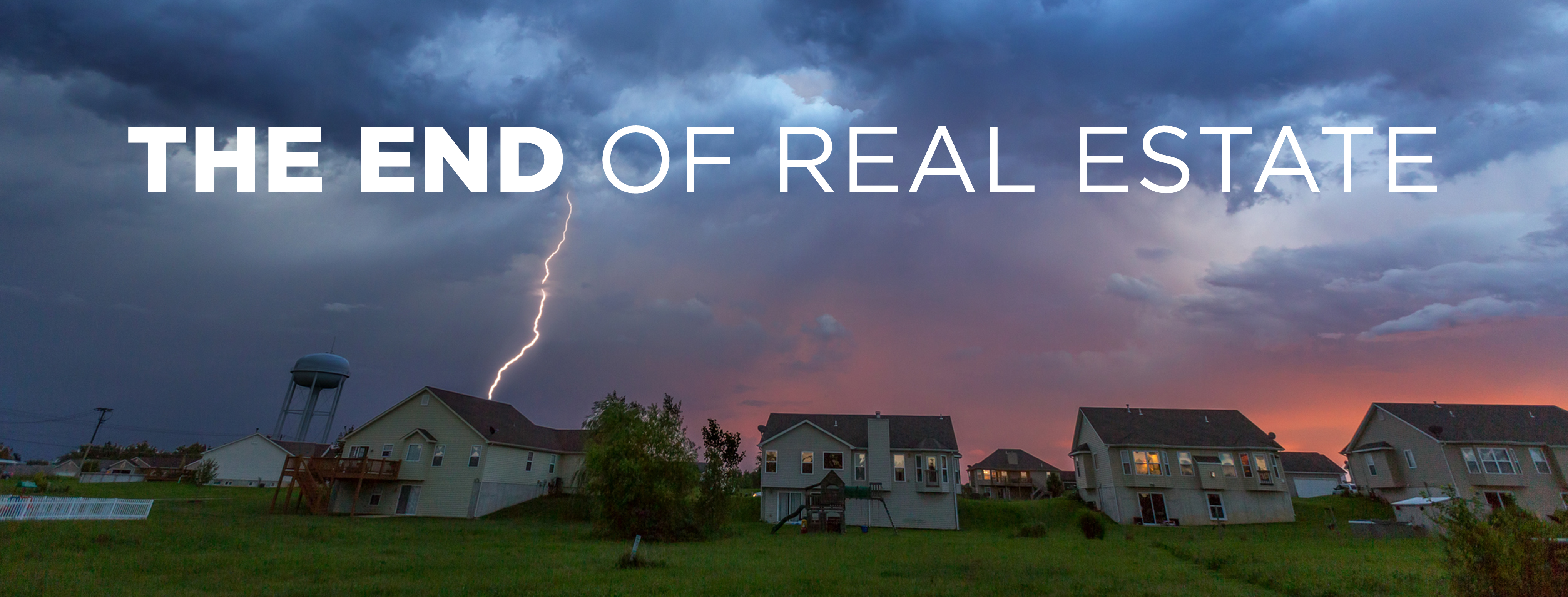 Is It the End of Traditional Real Estate?