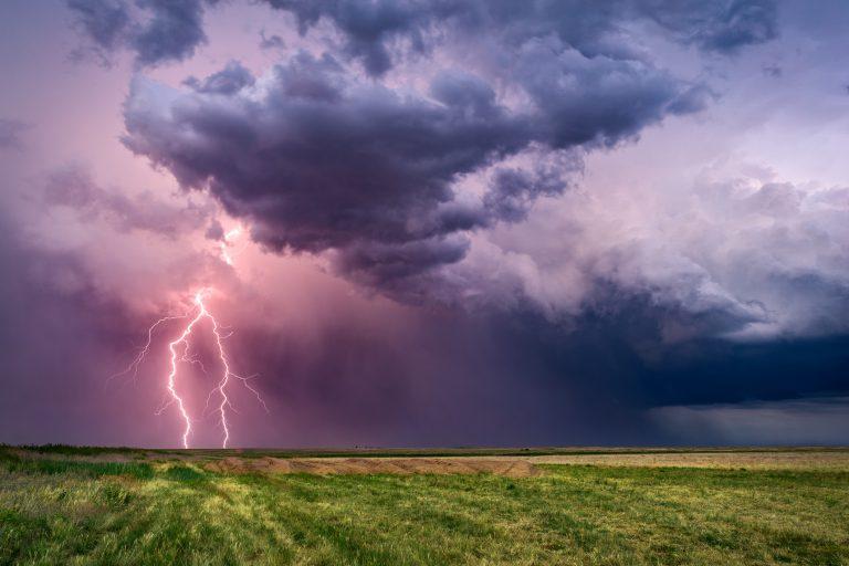 Lightning Bolts and Mystery Spots